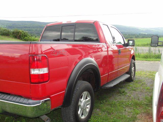 2004 Ford F-150 4dr SuperCab XLT 4WD Styleside 5.5 ft. SB - East Springfield NY
