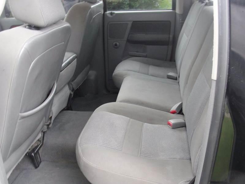 2006 Dodge Ram Pickup 1500 SLT 4dr Quad Cab 4WD SB - East Springfield NY
