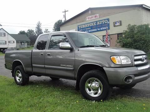 2003 Toyota Tundra