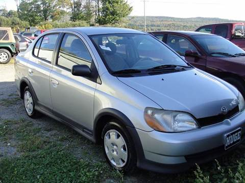 2002 Toyota ECHO for sale in East Springfield, NY