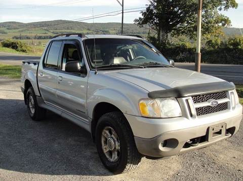 2001 Ford Explorer Sport Trac for sale in East Springfield, NY