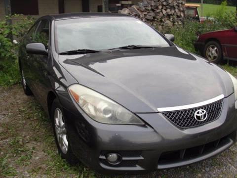 2008 Toyota Camry Solara