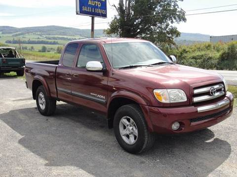 2005 Toyota Tundra for sale in East Springfield, NY