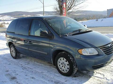 2007 Chrysler Town and Country for sale in East Springfield, NY