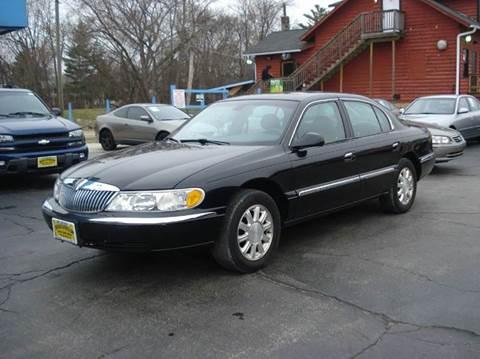 2002 Lincoln Continental for sale in Spring Grove, IL