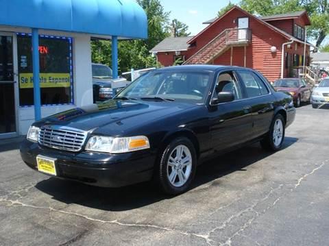 2010 Ford Crown Victoria for sale in Spring Grove, IL