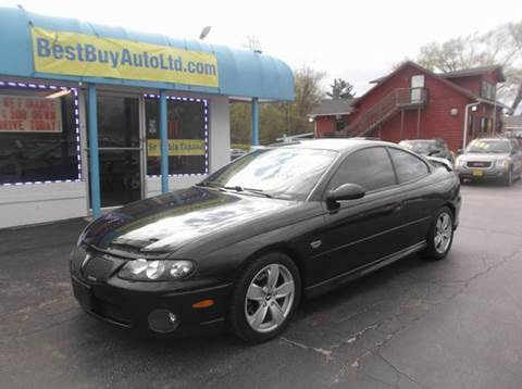 2004 Pontiac GTO for sale in Spring Grove, IL