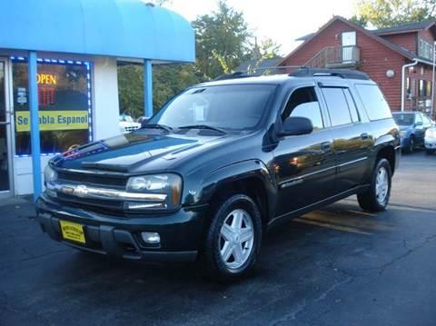 2003 Chevrolet TrailBlazer for sale in Spring Grove, IL