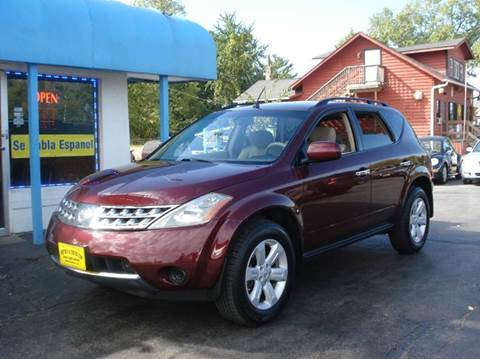 2007 Nissan Murano for sale in Spring Grove, IL