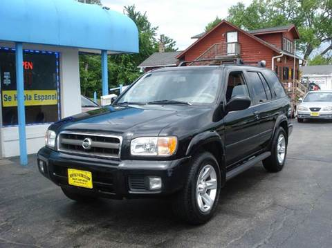2002 Nissan Pathfinder for sale in Spring Grove, IL