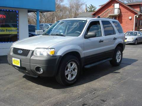 2006 Ford Escape for sale in Spring Grove, IL