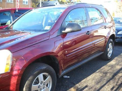 2007 Chevrolet Equinox for sale in Irvington, NJ