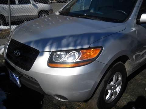 2008 Hyundai Santa Fe for sale in Irvington, NJ