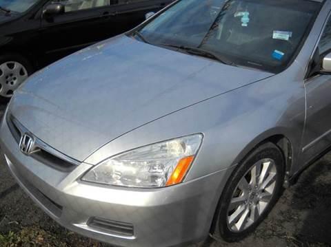 2007 Honda Accord for sale in Irvington, NJ