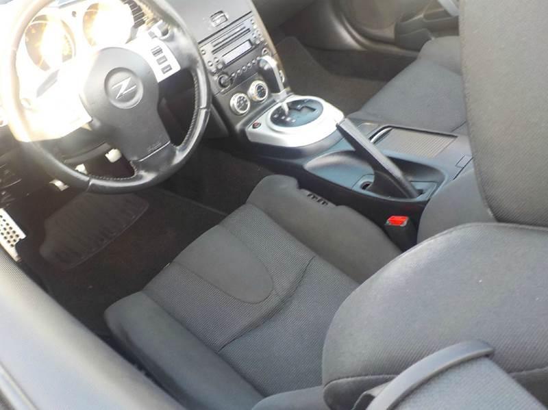 2006 Nissan 350Z Enthusiast 2dr Convertible (3.5L V6 5A) - Enterprise AL