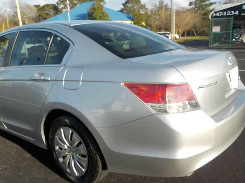 2010 Honda Accord LX 4dr Sedan 5A - Enterprise AL