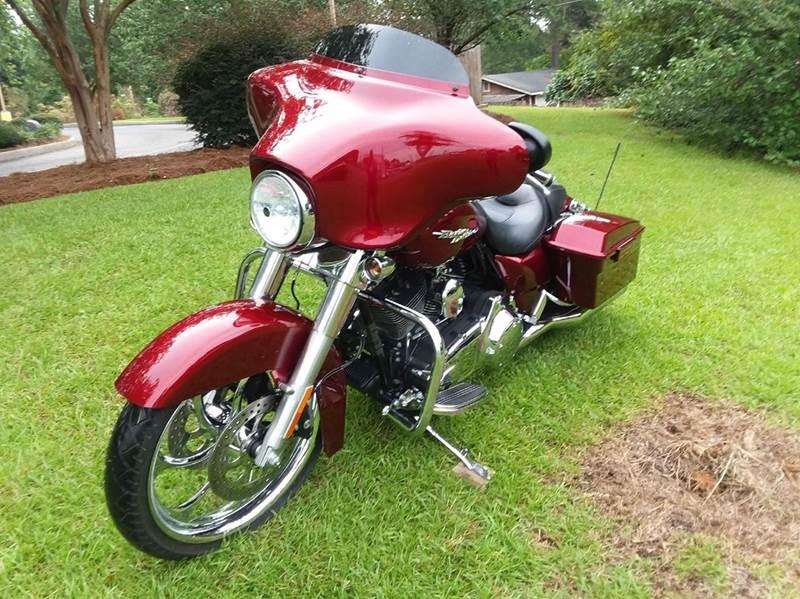 2010 Harley-Davidson FLHX Street Glide - Enterprise AL