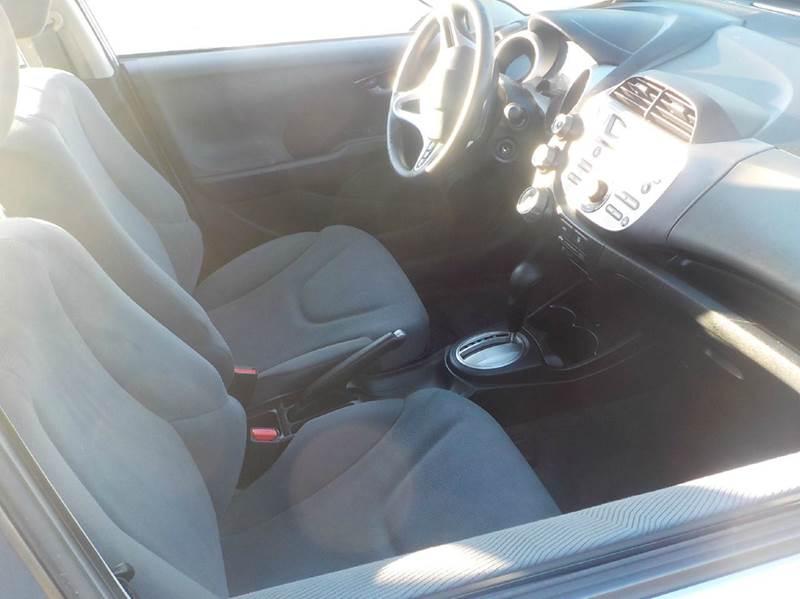 2013 Honda Fit 4dr Hatchback 5A - Enterprise AL
