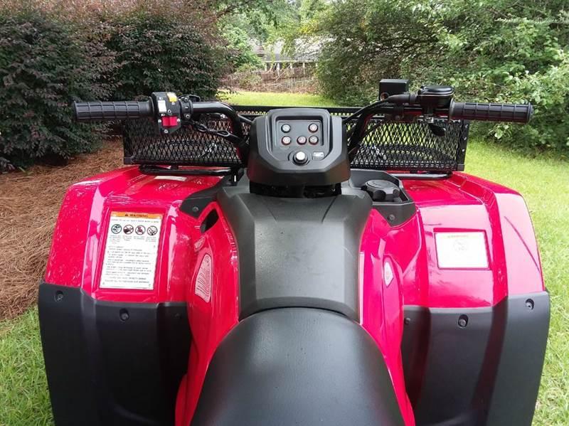 2014 Honda TRX420TM1E Rancher - Enterprise AL
