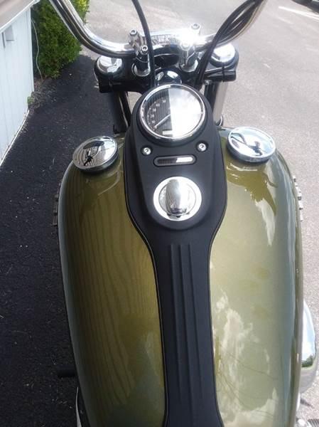 2016 Harley-Davidson FXDB Street Bob - Enterprise AL