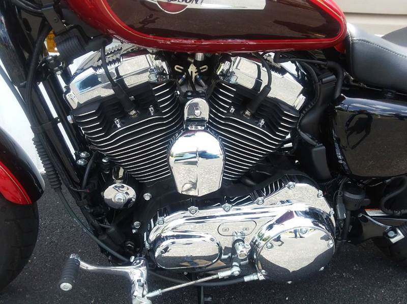2013 Harley-Davidson XL1200C Sportster - Enterprise AL