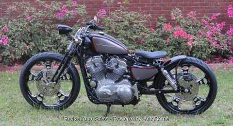 2007 Harley-Davidson XL883 SPORTSTER for sale in Enterprise, AL