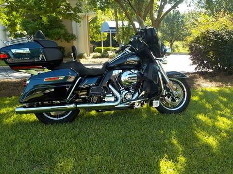 2014 Harley-Davidson FLHTCU for sale in Enterprise AL