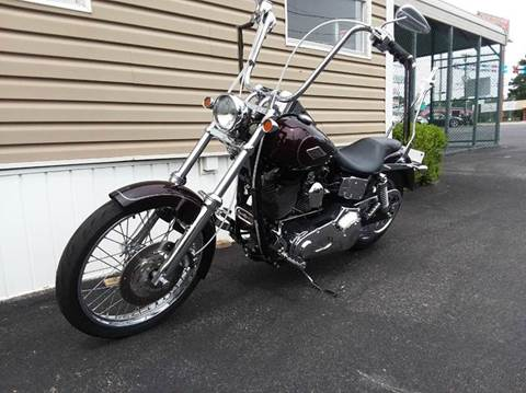 2001 Harley-Davidson FXDWG for sale in Enterprise, AL