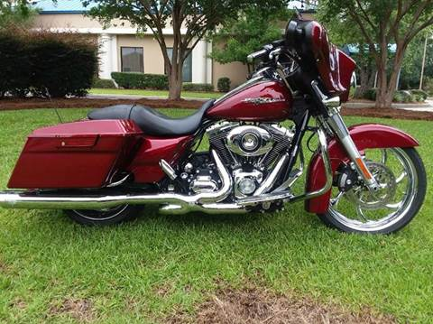2010 Harley-Davidson FLHX for sale in Enterprise, AL