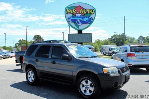 2005 Ford Escape For Sale In North Carolina