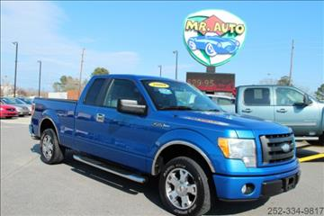 2009 Ford F-150 for sale in Elizabeth City, NC