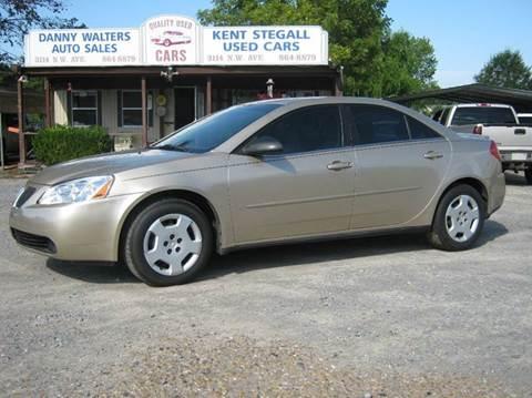 2006 Pontiac G6 for sale in El Dorado, AR