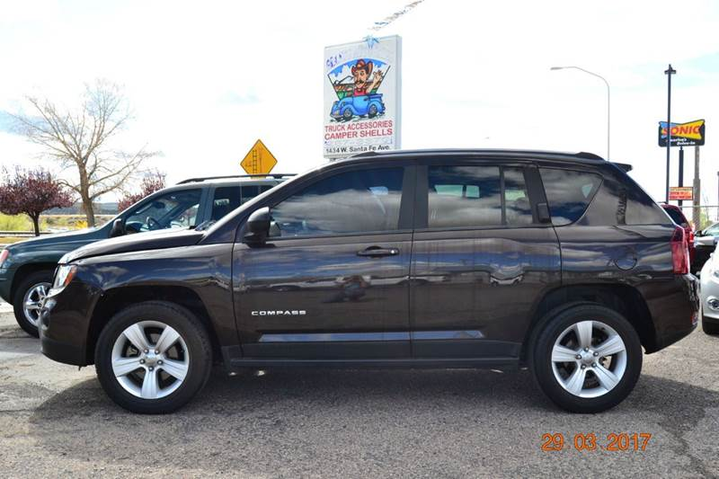 2014 Jeep Compass 4x4 Sport 4dr SUV - Grants NM