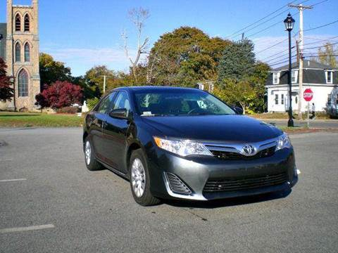 2013 Toyota Camry for sale in Dedham, MA