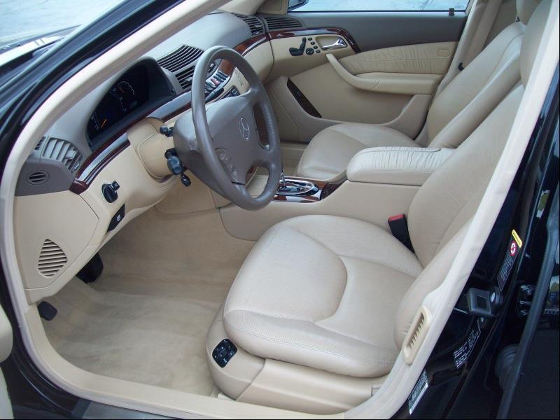 2002 Mercedes-Benz S-Class S500 4dr Sedan - Belvidere IL