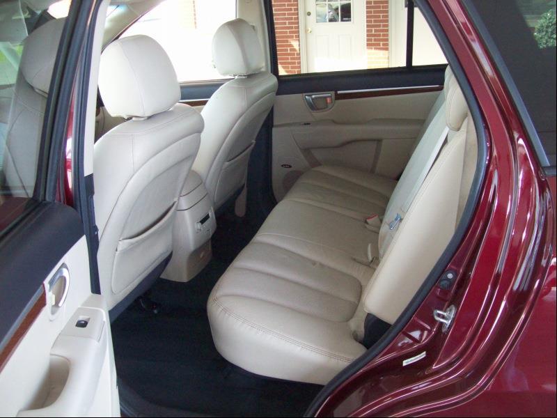 2009 Hyundai Santa Fe Limited 4dr SUV - Belvidere IL
