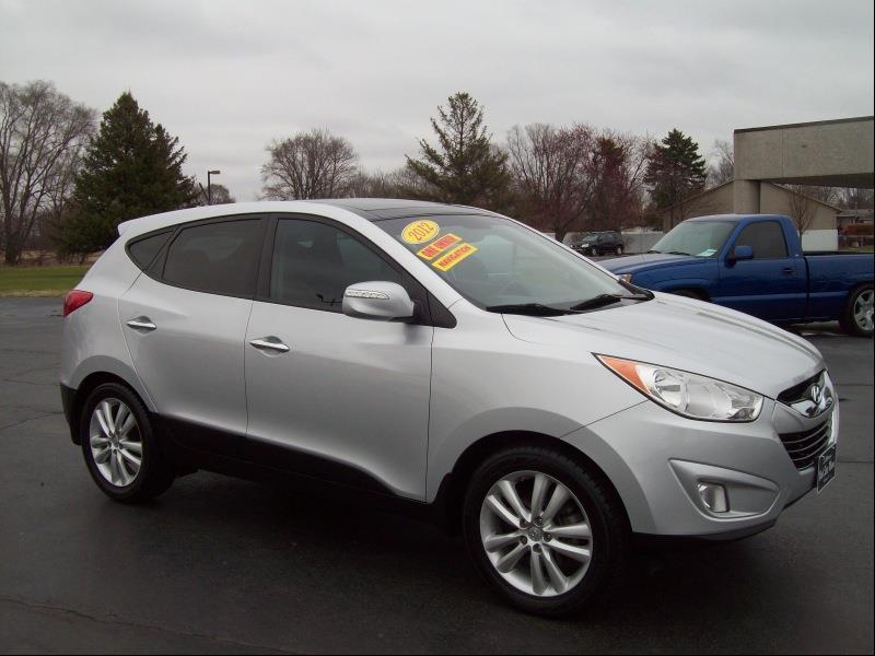 2012 Hyundai Tucson Limited 4dr SUV - Belvidere IL