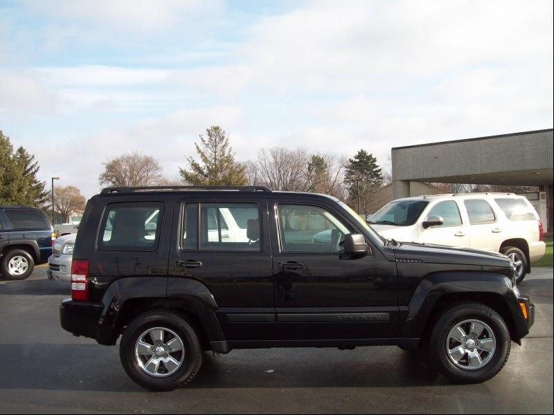 2010 Jeep Liberty 4x4 Sport 4dr SUV - Belvidere IL
