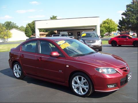 2008 Mazda Mazda 3 S