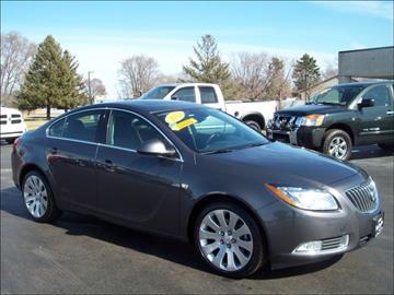 2011 Buick Regal for sale in Belvidere, IL