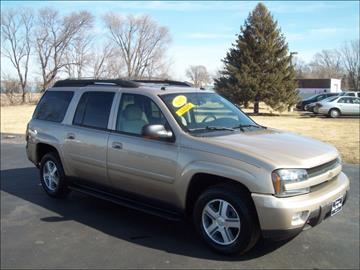 2005 Chevrolet TrailBlazer EXT for sale in Belvidere, IL