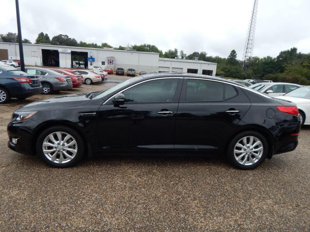 2015 Kia Optima Ex 4dr Sedan In Malvern Ar Teeter Motor Co