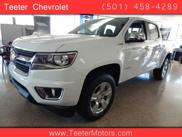 2017 chevrolet colorado lt in malvern ar teeter motor co