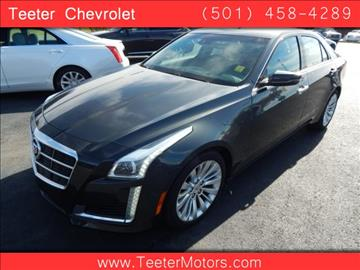 Cadillac cts for sale arkansas for Teeter motor co used car division malvern ar