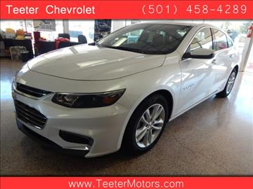 Chevrolet malibu for sale arkansas for Teeter motor co used car division malvern ar