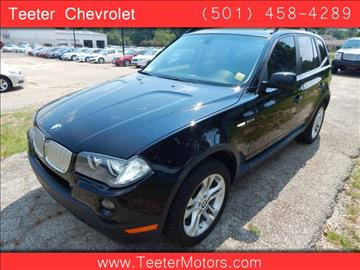 Used bmw x3 for sale arkansas for Teeter motor co used car division malvern ar