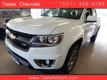Chevrolet Colorado For Sale Arkansas Carsforsale Com