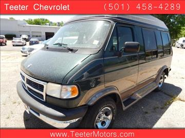 Dodge ram van for sale for Teeter motor co used car division malvern ar