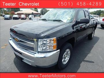 Used chevrolet trucks for sale malvern ar for Teeter motor co used car division malvern ar