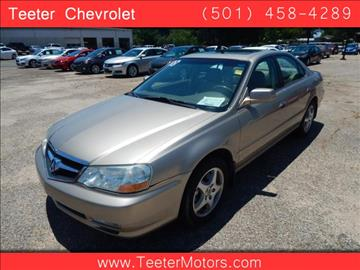 Acura for sale malvern ar for Teeter motor co used car division malvern ar